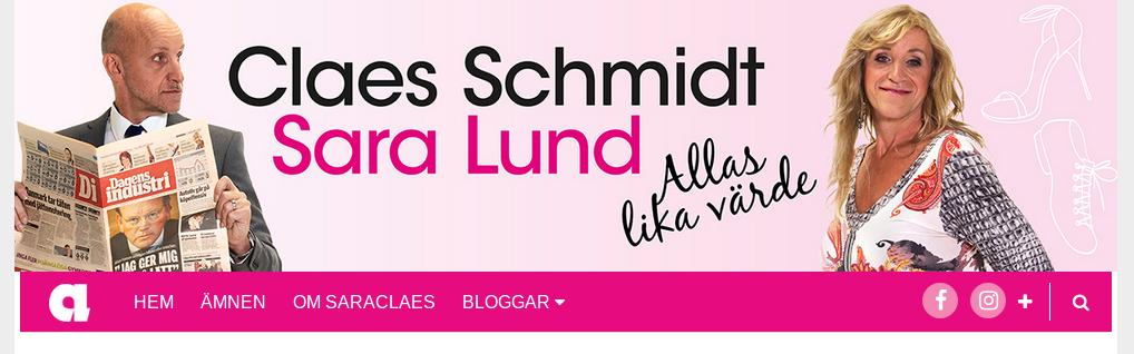 claes blogg
