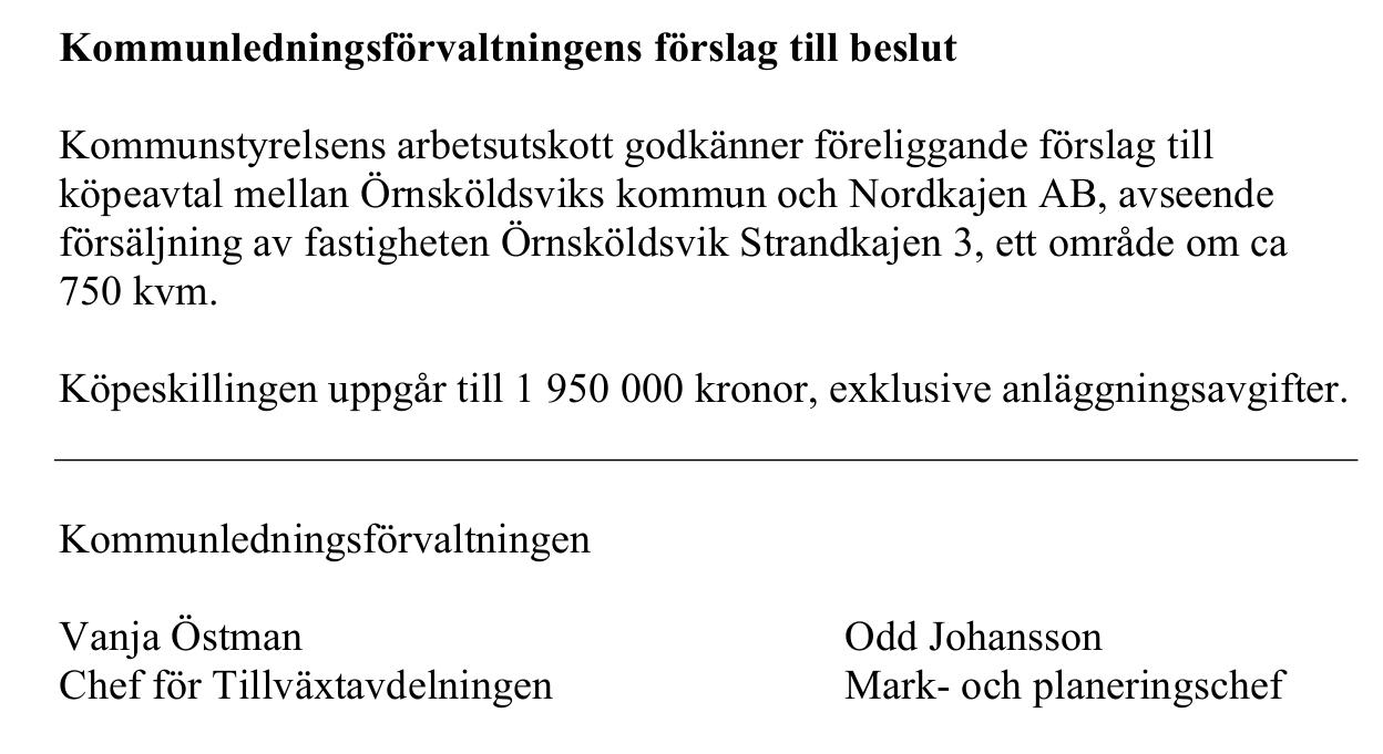 KSAU beslut Strandkajen.png